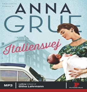 Italiensvej (lydbog) af Anna Grue