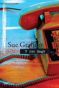F for flugt (lydbog) af Sue Grafton