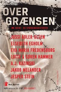 Over grænsen (e-bog) af A.J. Kazinski