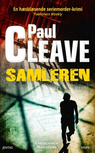 Samleren (e-bog) af Paul Cleave