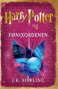 Harry Potter og Fønixordenen (e-bog) af J.K. Rowling, Hanna Lützen