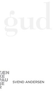 Gud (e-bog) af Svend Andersen