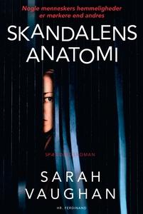 Skandalens anatomi (e-bog) af Sarah V