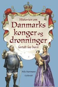 Historien om danmarks konger og dronn