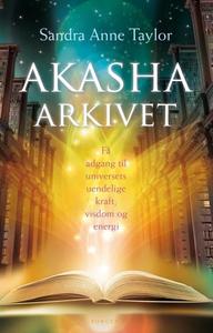 Akasha-arkivet (lydbog) af Sandra Ann