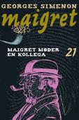 Maigret møder en kollega