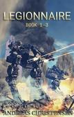 Legionnaire Book 1-3