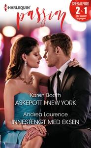 Askepott i New York / Innestengt med eksen (e