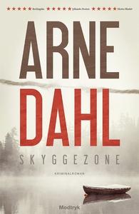 Skyggezone (lydbog) af Arne Dahl