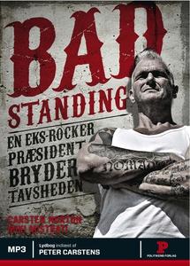 Bad Standing (lydbog) af Carsten Nort