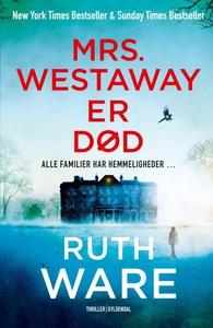 Mrs. Westaway er død (lydbog) af Ruth