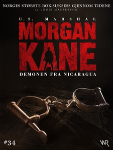 Morgan Kane 34: Demonen fra Nicaragua (ebok)