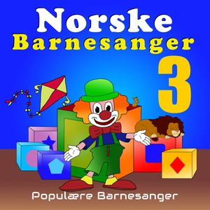 Norske Barnesanger 2-6 år Vol.3 (lydbok) av D