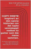 COPY PASTE - tapt kameratskap