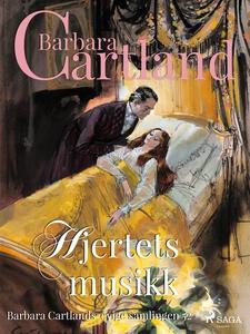 Hjertets musikk (ebok) av Barbara Cartland