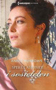 Spekulasjoner i sosieteten (ebok) av Annie Bu