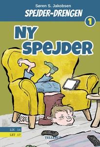 Spejderdrengen #1: Ny spejder (e-bog)