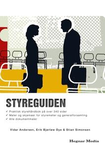 Styreguiden (ebok) av Erik  Bjørløw, Stian  S