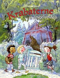 Krabaterne i Kongelunden (lydbog) af
