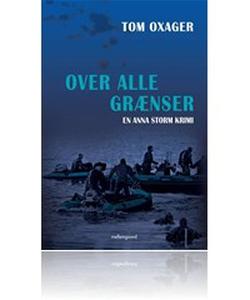 Over alle grænser (e-bog) af Tom Oxag