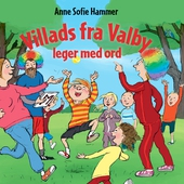 Villads fra Valby leger med ord