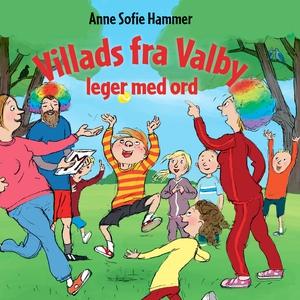 Villads fra Valby leger med ord (lydb