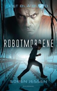 Det blå blod 2 - Robotmordene (e-bog)