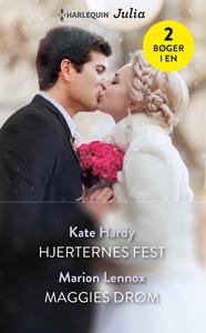 Hjerternes fest / Maggies drøm (e-bog
