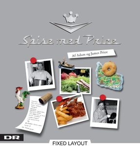 Spise med Price (e-bog) af Adam Price, James Price