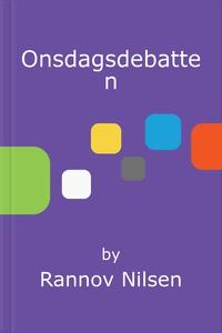 Onsdagsdebatten (ebok) av Rannov Nilsen