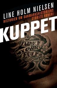 Kuppet (Bogversion) (e-bog) af Line Holm Nielsen, Line  Holm Nielsen