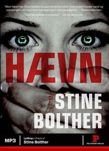 Hævn (lydbog) af Stine Bolther
