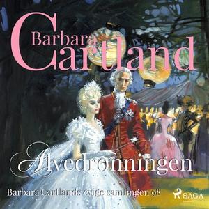 Alvedronningen (lydbok) av Barbara Cartland