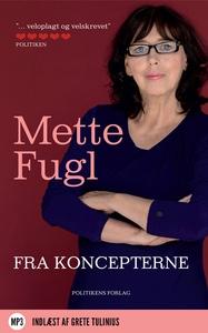 Fra koncepterne (lydbog) af Mette Fug