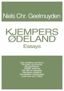 Kjempers Ødeland (ebok) av Niels Chr.   Geelm