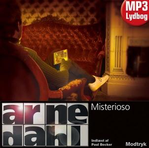 Misterioso (lydbog) af Arne Dahl