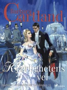 Kjærlighetens vei (ebok) av Barbara Cartland