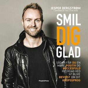 Smil dig glad (lydbog) af Jesper Berg