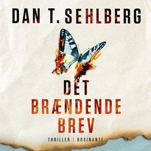 Det brændende brev (lydbog) af Dan T.