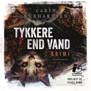 Tykkere End Vand (lydbog) af Carin Ge