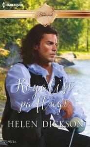 Royalist på flugt (e-bog) af Helen Di