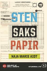 Sten saks papir (lydbog) af Naja Mari