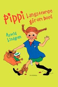 Pippi Langstrømpe går om bord (e-bog)