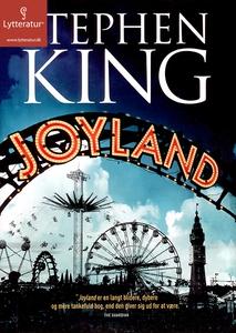 Joyland (lydbog) af Stephen King