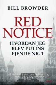 Red notice (e-bog) af Bill Browder