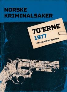 Norske Kriminalsaker 1977 (ebok) av Diverse f