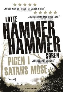 Pigen i Satans Mose (e-bog) af Lotte