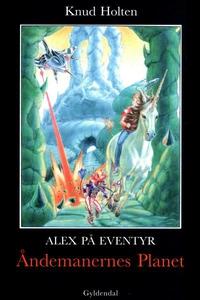 Åndemanernes Planet (lydbog) af Knud