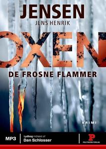 De frosne flammer (lydbog) af Jens He