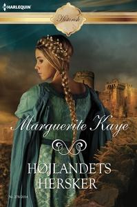 Højlandets hersker (e-bog) af Marguer